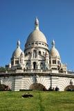 Sacré-Coeur in Parijs Stock Foto's