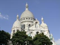Sacr�-Coeur Basilica Royalty Free Stock Image