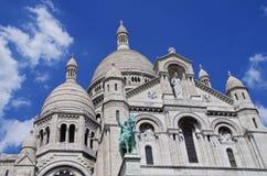 Sacré-Coeur Basilica, Paris Stock Photography