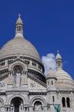 Sacré-Coeur Basilica, Paris Royalty Free Stock Photography