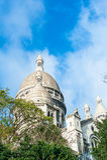 The Sacré-Coeur Basilica Royalty Free Stock Photo