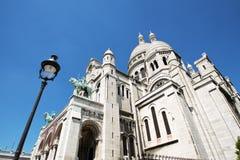 Sacré-Coeur de Montmartre, Paris, France. Stock Images