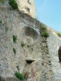 Sacra di San Micaela, abadía medieval italiana Fotos de archivo