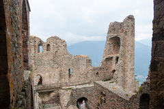 Sacra di San Michele Royalty Free Stock Photos