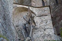 Sacra Di SAN Michelle στοκ φωτογραφία με δικαίωμα ελεύθερης χρήσης