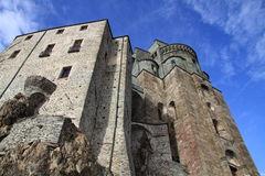 Sacra of San Michele Royalty Free Stock Photo