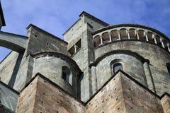 Sacra of San Michele Stock Photo