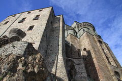 Sacra of San Michele Stock Images