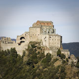 Sacra of san michele Royalty Free Stock Image