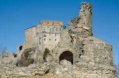 Sacra of San Michele Royalty Free Stock Photos