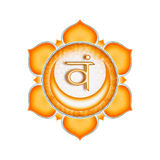 The Sacral Chakra Stock Photos