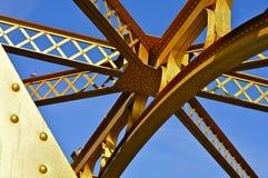 sacramento bridżowy wierza Zdjęcia Royalty Free