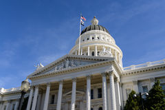 Sacramento California Capitol Royalty Free Stock Photos