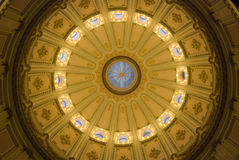 Sacramento Capital dome Stock Photos