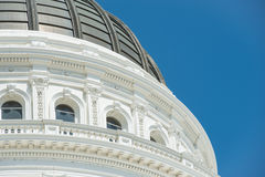 Sacramento Capitol Building Royalty Free Stock Images