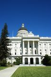 Sacramento Capitol building. Royalty Free Stock Photo