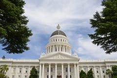 Sacramento Capitol Building Stock Image