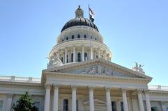 Sacramento Capitol Building, California Royalty Free Stock Photography