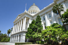 Sacramento Capitol Building, California Royalty Free Stock Images