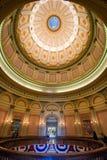 Sacramento Capitol Building Rotunda stock photo