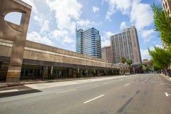 Sacramento convention center w W centrum Sacramento zdjęcia royalty free