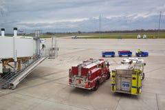 Sacramento internationell flygplats Royaltyfri Bild