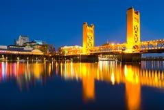 Sacramento Kalifornien Fotografering för Bildbyråer
