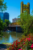 Sacramento Kalifornien Stockbilder