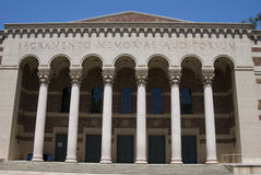 Sacramento Memorial Auditorium Royalty Free Stock Photos