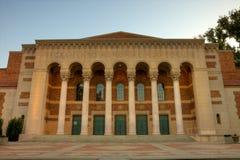 Sacramento Memorial Auditorium HDR Stock Image