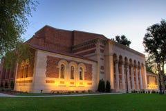 Sacramento Memorial Auditorium HDR Oblique Stock Image