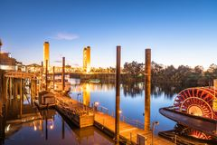 Sacramento na most tower obraz royalty free