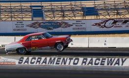 Sacramento Raceway Stock Images
