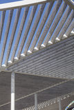 SACRAMENTO, USA NOV 13th 2016; Detail of the Shrem Museum of Art at the Campus of UC Davis. Stock Photo