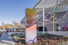 SACRAMENTO, USA NOV 13th 2016; Shrem Museum of Art at the Campus of UC Davis. Stock Photos