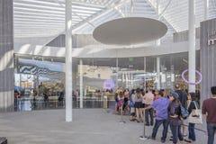SACRAMENTO, USA NOV 13th 2016; Shrem Museum of Art at the Campus of UC Davis. Stock Photo