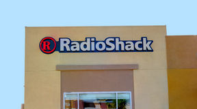 SACRAMENTO, USA - SEPTEMBER 13: Radioshack store on September 13 Stock Photo