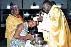 Sacramentsdoopsel Royalty-vrije Stock Afbeeldingen