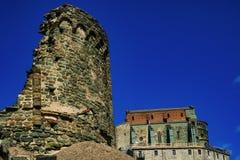 Sacrana di San Michele royaltyfri foto