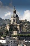 Sacrario关于墨西拿意大利的Militare克里斯多 库存照片