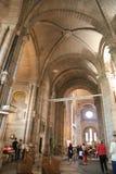 Sacre coeur大教堂-巴黎 免版税图库摄影