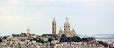 sacre coeur базилики Стоковое Изображение