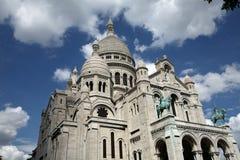 sacre coeur собора Стоковая Фотография RF