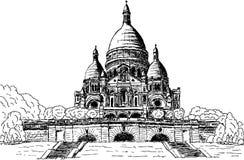 Free Sacre Coeur Royalty Free Stock Photos - 14967658