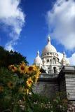 Sacre Coeur Imagen de archivo libre de regalías