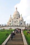 Sacre-Coeur Stock Image