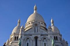 Sacre Coeur Royalty Free Stock Photo