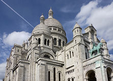 Sacre Coeur 2 Royalty Free Stock Photo