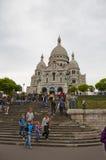 The Sacre-Coeur Stock Photo