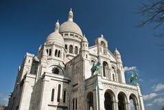 Sacre Coeur Stockbild